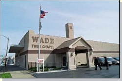 Wade Funeral Home- Twin Chapel